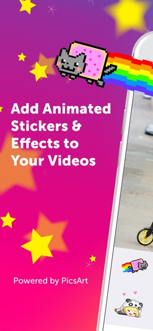 PicsArt Video & Movie Maker on the App Store