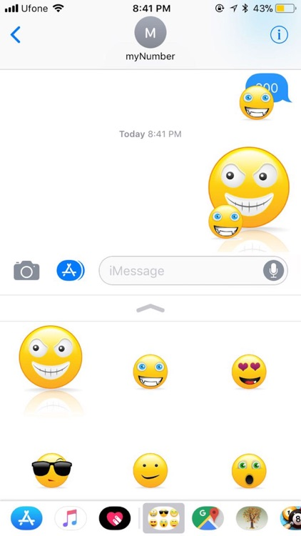 Smileys Stickers - Emojis