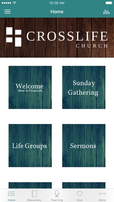 CrossLife Church JC screenshot 1