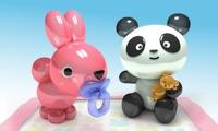 IDEOko Balloonimal Babies