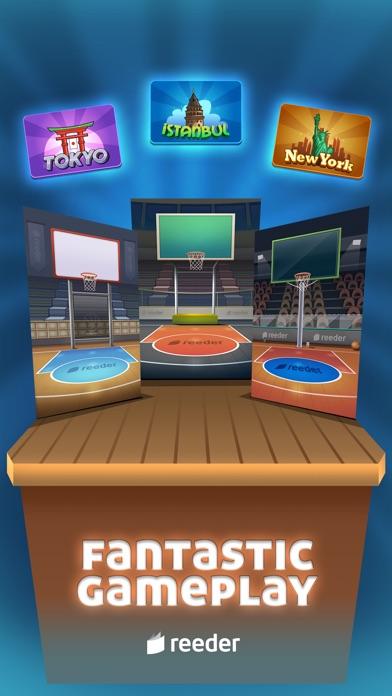 Basketball Live Mobile screenshot 3