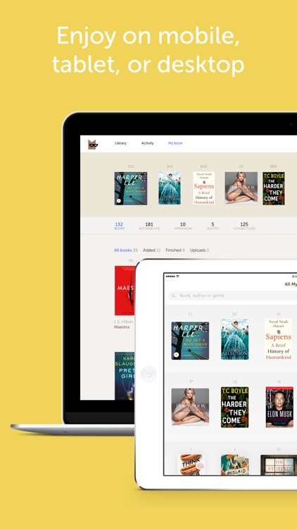 Bookmate. Reading made easy. screenshot-4