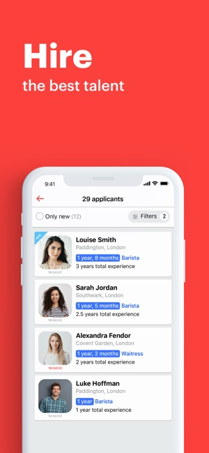 JOB TODAY: Easy Jobs Search on the App Store