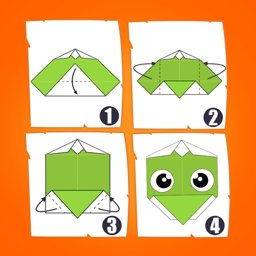 wikiHow — Rawr - Origami Dinosaur! And 2 More Ways to Make ... | 512x512