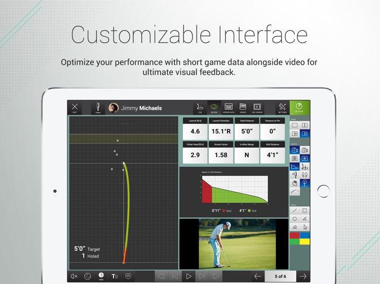 FlightScope Short Game screenshot-3
