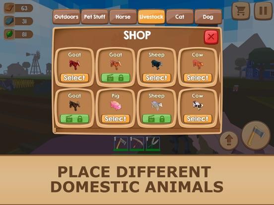 Screenshot 2 Animal Pet Farm Craft