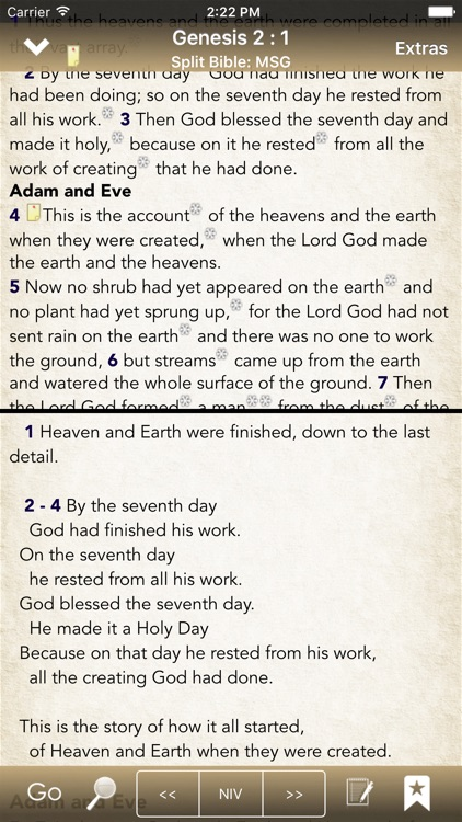 BibleScope screenshot-2