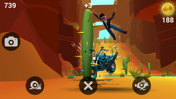 Faily Rider screenshot-0