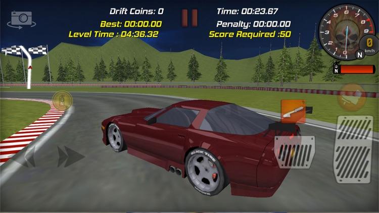 American Muscle Car Racing 3d By Kiran Arif