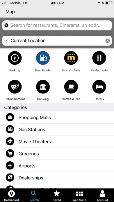 Lexus Enform App Suite - AppRecs