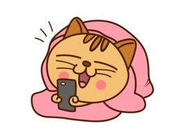 Kuchi the Cat stickers