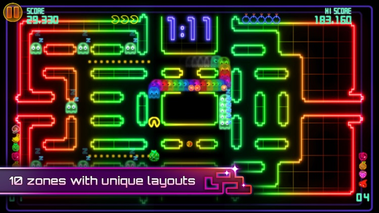 PAC-MAN CE DX screenshot-2