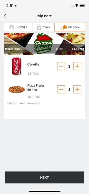 MenuTium on the App Store