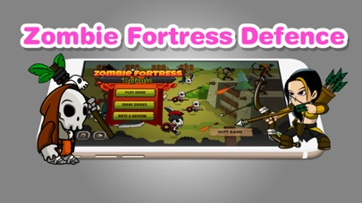 Zombie Fortress Defence screenshot one