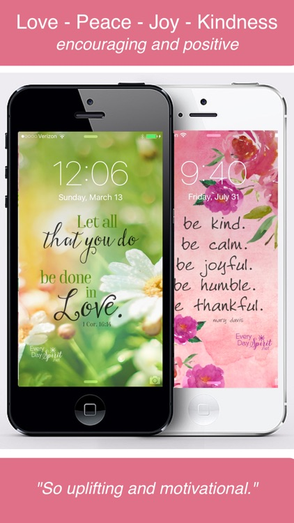 Every Day Spirit® Lock Screens screenshot-4