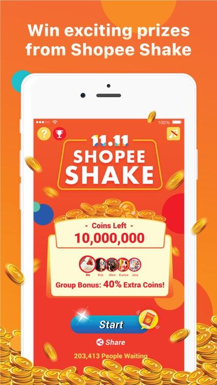 Shopee: 11.11 Big Sale screenshot-3