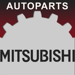 Autoparts for Mitsubishi