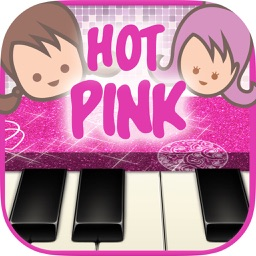 A Hot Pink Piano - Play Music with Friends