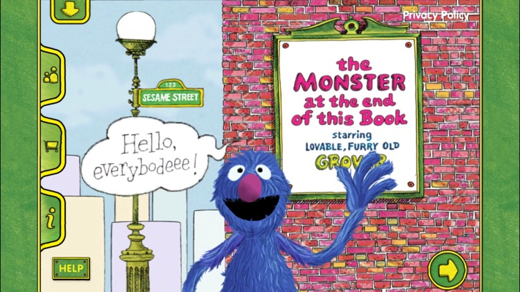 The Monster at the End of This Book with Grover! screenshot-0