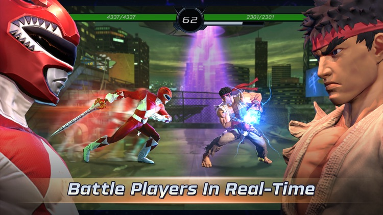 Power Rangers: Legacy Wars screenshot-0