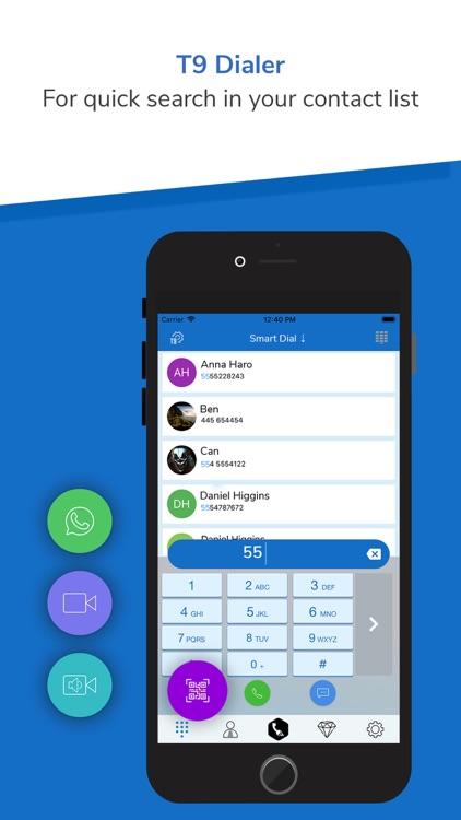 Speed Dial - Smart T9 Dialer screenshot-3