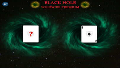 Black Hole Solitaire Premium screenshot four