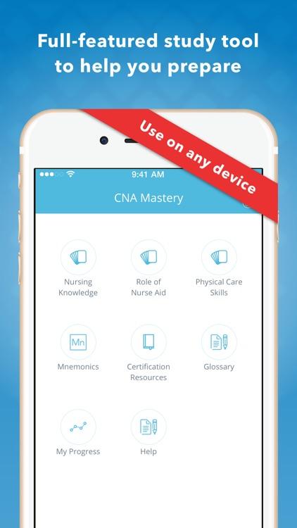 CNA Mastery: Nursing Assistant screenshot-3