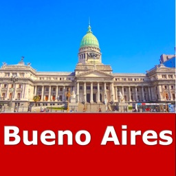 Buenos Aires (Argentina) Map