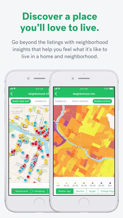 Trulia Real Estate screenshot-0