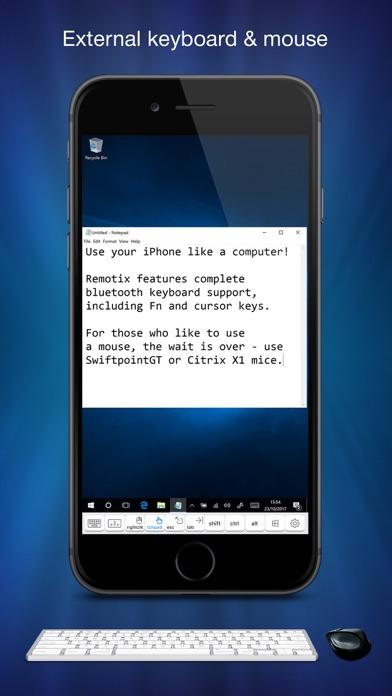 Remotix Vnc Rdp Near review screenshots
