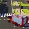 Fire Brigade Truck Simulator
