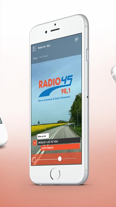 Radio 45 - 98,1 Åmål-1