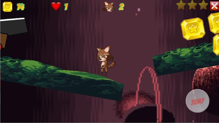 Fireball Run Retro Arcade Game screenshot-7