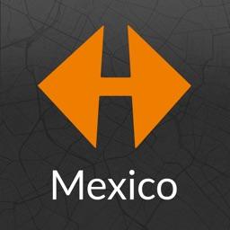 NAVIGON Mexico Apple Watch App