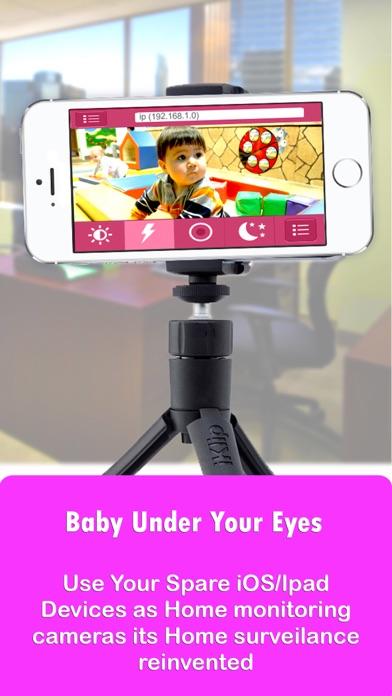 Baby Cam Sleep Monitor screenshot 3