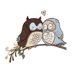 owl Cute sticker