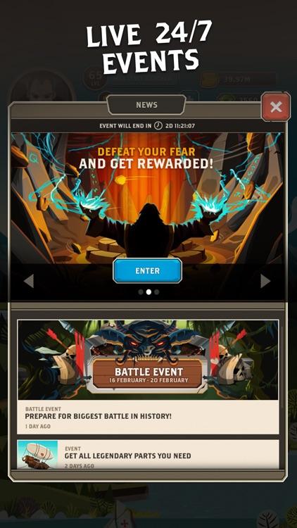 Questland: Turn Based RPG screenshot-3