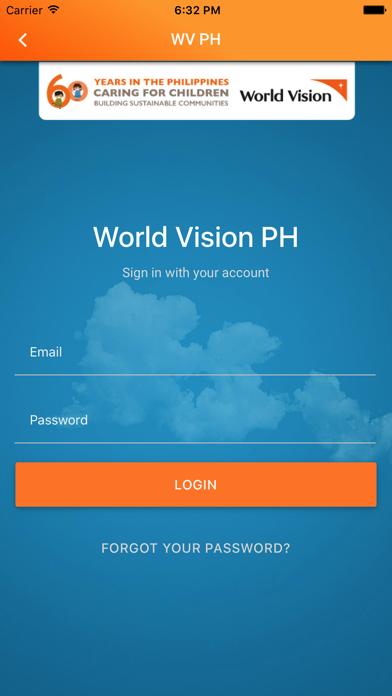 World Vision PH screenshot one