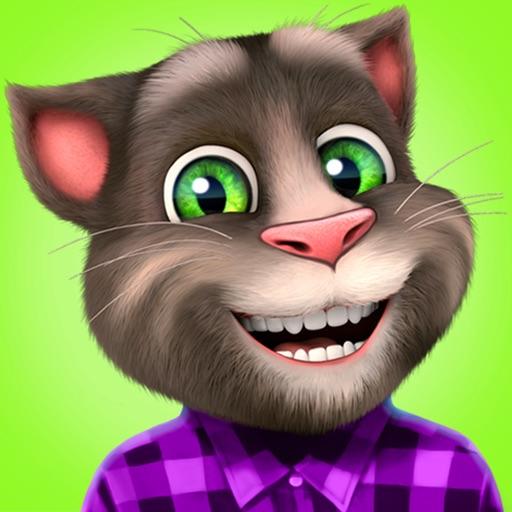 Talking Tom Cat 2 iOS App