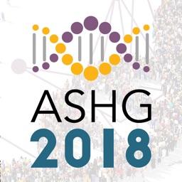 ASHG 2018 Annual Meeting