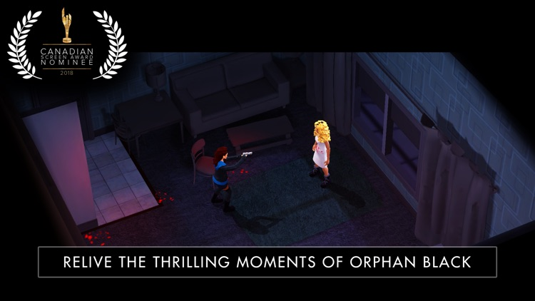 Orphan Black: The Game screenshot-4