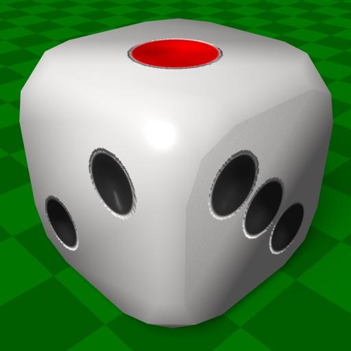 3D Dice app