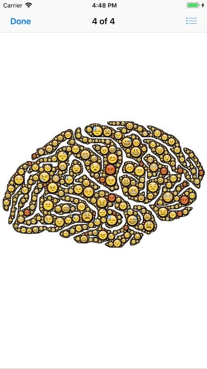 Human Brain Sticker Pack screenshot-7