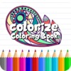 Mandala Coloring Book & Arts