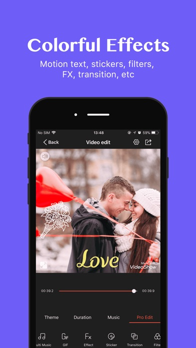 Download VideoShow Video Editor & Maker for Pc