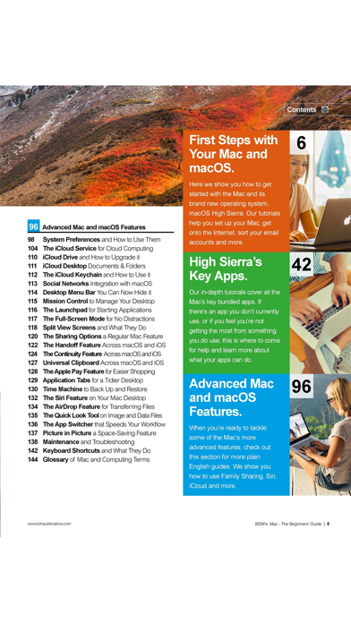 BDM's Guides for Mac & Macbook screenshot 3