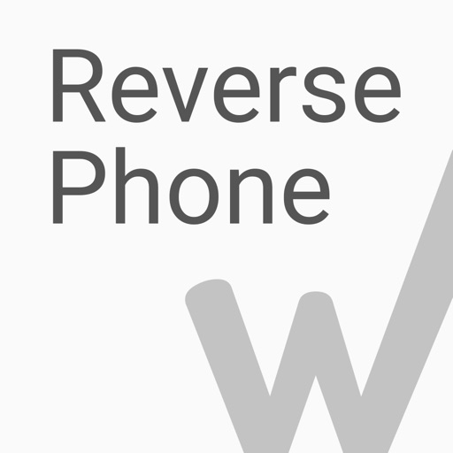 Reverse Phone Lookup application logo