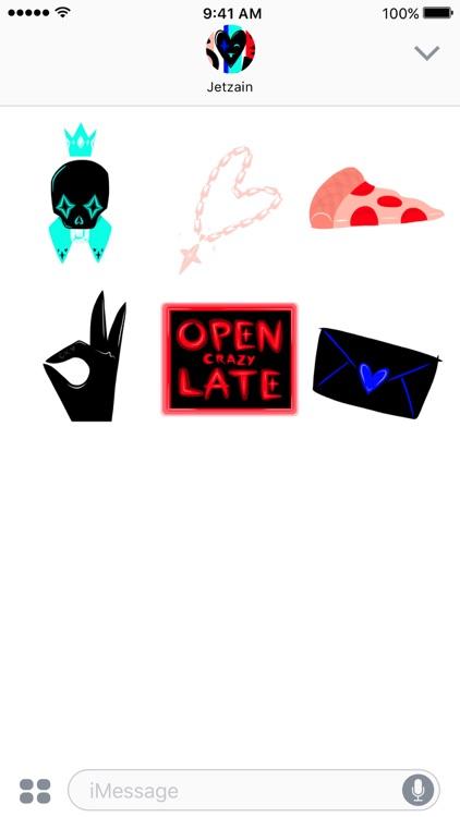 L8NITE - Animated Stickers screenshot-3