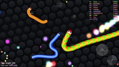 Baixar Glowing Snake King Online Game para Android