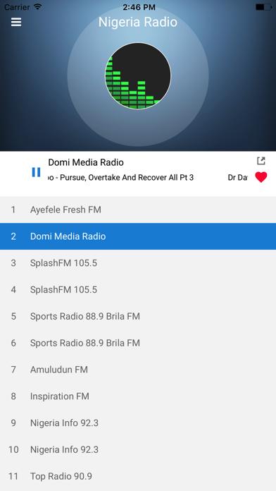 Nigeria Radio Station Live FM